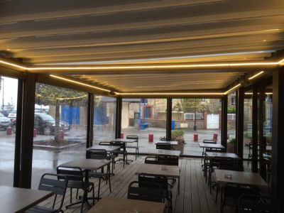 Pergolas Led Intereiur